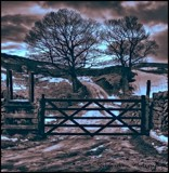 Winter's Gate.. by Dunstickin, photography->manipulation gallery