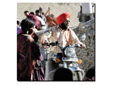 Motor Sikh by ppigeon, Contests->Oxymorons gallery