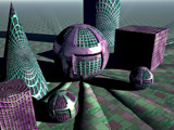 Shapes and Textures by WENPEDER, Computer->3D gallery