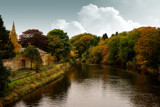 Autumn on the Coquet... by biffobear, photography->water gallery