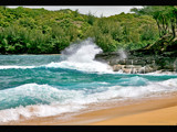 wainiha splash 1 by jeenie11, Photography->Shorelines gallery
