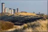 Flushing's Sea Front Behind The Sand Dunes by corngrowth, photography->shorelines gallery