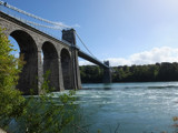 Magestic Menai by johindes, photography->bridges gallery