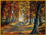 Autumn-Oil Painting Rework by phasmid, Rework gallery