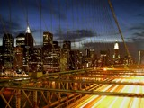 NYC from the Brooklyn Bridge by kentjohnson, Photography->City gallery