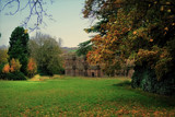 Gibside Hall by biffobear, photography->landscape gallery