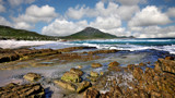 distant view of the cape of good hope by jeenie11, Photography->Shorelines gallery