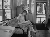 While in the Laundromat by Jhihmoac, Photography->Manipulation gallery