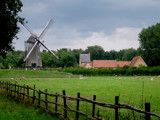 Belgian Windmill by jesouris, Photography->Architecture gallery