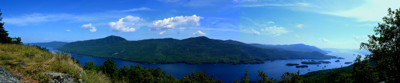 Lake George - French Pt. Mt. by bluebird11, photography->landscape gallery