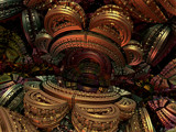 Jackpot Of Treasure by Joanie, abstract->fractal gallery