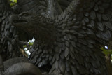 Eagle by Piner, photography->sculpture gallery