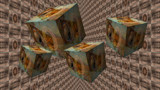 Cubic Progression by Flmngseabass, abstract gallery