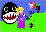 Super Mario 64 by bfrank, illustrations gallery