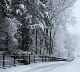 Early Morning Snow 2 by Jimbobedsel, photography->landscape gallery