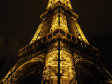 Paris, Tour Eiffel by Night by hdwillems, photography->architecture gallery