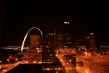 Gateway Arch at Night by dstwiss, Photography->City gallery