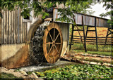 Sauder Village 2, The Grist Mill by Jimbobedsel, Photography->mills gallery