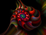 Buttons 'n' Bows by Hottrockin, Abstract->Fractal gallery