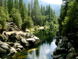 A Little River Reflection by djholmes, Photography->Landscape gallery
