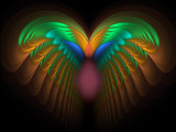 Magic Wings by ianmacappin, Abstract->Fractal gallery
