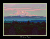 Mt Hood Effects by verenabloo, Photography->Mountains gallery