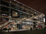 Paris - Pompidou by Paul_Gerritsen, Photography->Architecture gallery