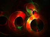 Christmas Lightshow by razorjack51, Abstract->Fractal gallery