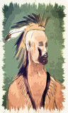 The Last of the Mohicans by bfrank, illustrations gallery