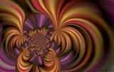 Taffy Pull by Flmngseabass, abstract gallery