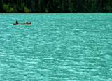 Paddling tandem on Turquoise  by J_E_F, photography->people gallery