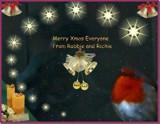 Robbie says Hi by biffobear, Holidays->Christmas gallery
