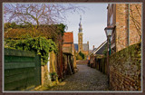Veere (36), Another Ancient Alley by corngrowth, Photography->Castles/Ruins gallery