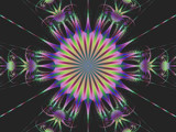 Hypnotist Vortex by pakalou94, Abstract->Fractal gallery