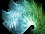 Spectral Helix by userone, Abstract->Fractal gallery