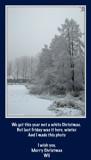 White Christmas, no by wimida, Holidays->Christmas gallery
