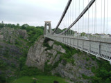 Clifton Suspension Bridge by Shewolfe, Photography->Bridges gallery