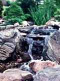 Peaceful  Waterfall by Godschild, Photography->Waterfalls gallery