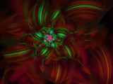 Christmas Bloom by jswgpb, Abstract->Fractal gallery