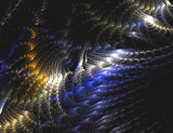 Steel Feathers by jswgpb, Abstract->Fractal gallery