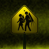 Ghoul Crossing by Jhihmoac, illustrations->digital gallery