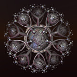 Flaked by ianmacappin, Abstract->Fractal gallery