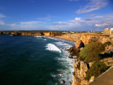 FISHING AT FORT SAGRES PORTUGAL by woodsy, Photography->Shorelines gallery