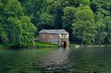 Boathouse Talkin Tarn Cumbria. by biffobear, photography->architecture gallery