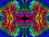 Radical Ribbons by razorjack51, Abstract->Fractal gallery