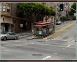 Cable Car San Francisco by PhotoKandi, Photography->Trains/Trams gallery