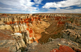 coal mine canyon, the big picture by jeenie11, Photography->Landscape gallery