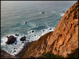 Cabo Da Roca, Cliff Hanger by Mannie3, photography->shorelines gallery