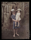 Children of a French family 1941 by rvdb, photography->manipulation gallery