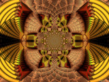 Reptilian Rhapsody by Flmngseabass, Abstract->Fractal gallery